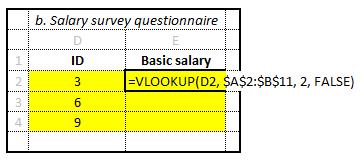 VLOOKUP formula image