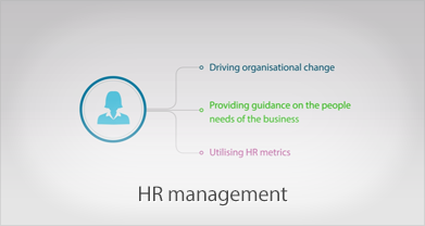 HR management business partner video