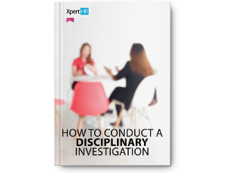 How to conduct a disciplinary investigation