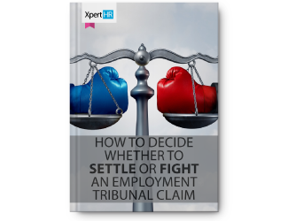 How to decide whether to settle or fight an employment tribunal claim